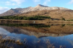 Beinn Eighe reflections