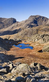 Scafell and Scafell Pike